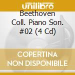 BEETHOVEN PIANO SONATAS 2 - 4 CD BOX cd musicale di BEETHOVEN