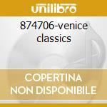 874706-venice classics cd musicale di Collection Gold