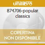 874706-popular classics cd musicale di Collection Gold