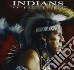Indians - Tribal Spirit cd musicale di ARTISTI VARI