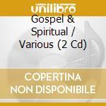 874707-gospel & spiritual cd musicale di Artisti Vari