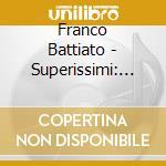 SUPERISSIMI: GLI EROI DEL JUKE BOX cd musicale di BATTIATO FRANCO