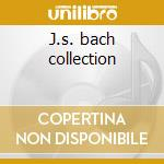 J.s. bach collection cd musicale di Johann Sebastian Bach