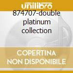 874707-double platinum collection cd musicale di Bee gees the
