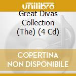 The great divas cd musicale di Collection Gold