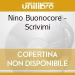 SCRIVIMI cd musicale di BUONOCORE NINO