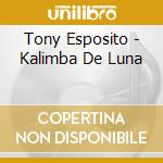 KALIMBA DE LUNA cd musicale di ESPOSITO TONY