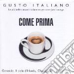 Massimo Farao' Trio - Come Prima cd musicale di Artisti Vari