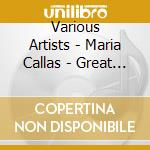 Great opera arias 4 cd musicale di Le grandi opere