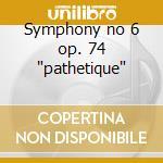 Symphony no 6 op. 74