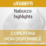 Nabucco highlights cd musicale di Verdi