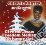 In the spirit-cheryl porter cd musicale di Artisti Vari