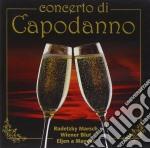Concerto di capodanno cd musicale di Artisti Vari