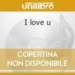I love u cd musicale di Musicard