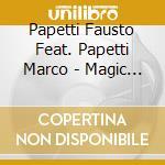 Magic sax celebration cd musicale di Papetti