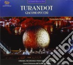 Turandot (puccini) cd musicale di Coro e orchestra dell'arena d