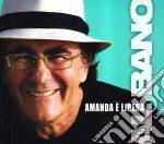 Amanda e' libera cd musicale di Al bano Carrisi