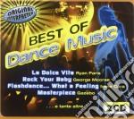 Best of dance music cd musicale di Artisti Vari