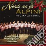 Coro A.N.A. Coste Bianche - Natale Degli Alpini cd musicale di Artisti Vari