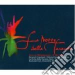 LA NOTTE DELLA TARANTA cd musicale di ARTISTI VARI