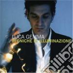 Luca Gemma - Tecniche D'illuminazione cd musicale di Luca Gemma