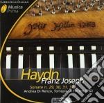 Haydn Franz Joseph - Sonate X Pf N.29 > N.32 cd musicale di Haydn franz joseph