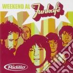 Ridillo - Weekend Al Funkafe' cd musicale di RIDILLO