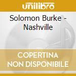 NASHVILLE cd musicale di BURKE SOLOMON