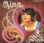 4 ANNI DI SUCCESSI                        cd musicale di MINA