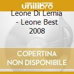 LEONE BEST 2008 cd musicale di LEONE DI LERNIA
