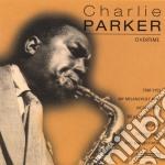 Charlie Parker - Overtime cd musicale di CHARLIE PARKER