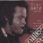Stan Getz - What's New cd musicale di STAN GETZ
