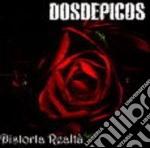 DISTORTA REALTA' cd musicale di DOS DE PICOS