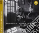 W. Backhaus / Wiener Philarmon - Piano Concerto No. 3 & Sonatas cd musicale di Wilhelm Backhaus