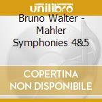 Walter & mahler cd musicale di Bruno Walter