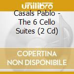 Plays bach cd musicale di Pablo Casals