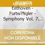 Beethoven furtwangler cd musicale di Wilhelm Furtwangler