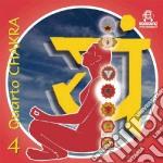 Quarto Chakra cd musicale di