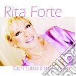 Con tutto il mio c. 07 cd musicale di Rita Forte
