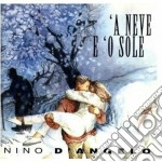 'A NEVE E 'O SOLE                         cd musicale di Nino D'angelo