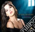 Letizia Calandra - Classico Napoletano 2 cd musicale di Letizia Calandra