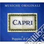 Peppino Di Capri - Capri Musiche Originali cd musicale di Peppino Di capri