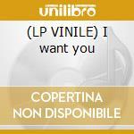 (LP VINILE) I want you lp vinile di Paris avenue feat. r