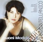 Ada Montellanico - Suoni Modulanti cd musicale di MONTELLANICO ADA