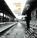 SINGS COLE PORTER                         cd musicale di DELRE GIUSEPPE