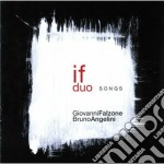 Songs cd musicale di Falzone/bru Giovanni