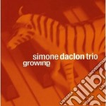 Simone Daclon Trio - Growing cd musicale di Simone daclon trio