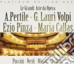 Puccini,verdi,mozart,bellini cd musicale di Le grandi opere