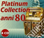 Platinum collection anni 80 cd musicale di Artisti Vari