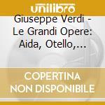 Aida/otello/messa de requiem (verdi) cd musicale di Le grandi opere